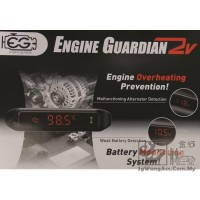 Engine Auto Guardian Device - Monitoring Engine Status