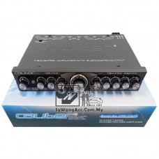 Caliber CPE-1107P - 7.1 Band Parametric Equalizer
