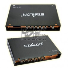 Epsilon EP-DSP6 Digital Sound Processor DSP Active Crossover