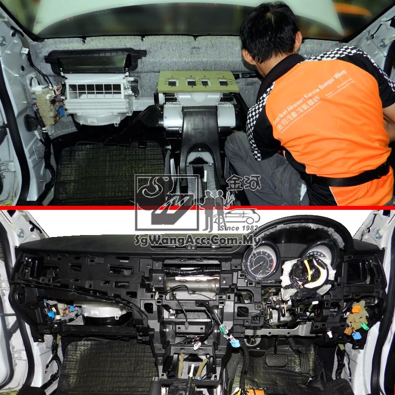 AC-Service-Cooling-Coil-Suzuki-Kizashi_1