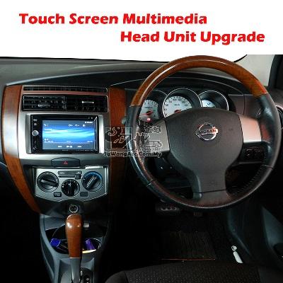 WTS] Head Unit Touch Screen Player DVD USB BT GPS