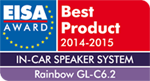 Rainbow GL-C6.2 EISA Award Winner