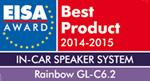 Rainbow GL-C6.2 EISA Award Winner