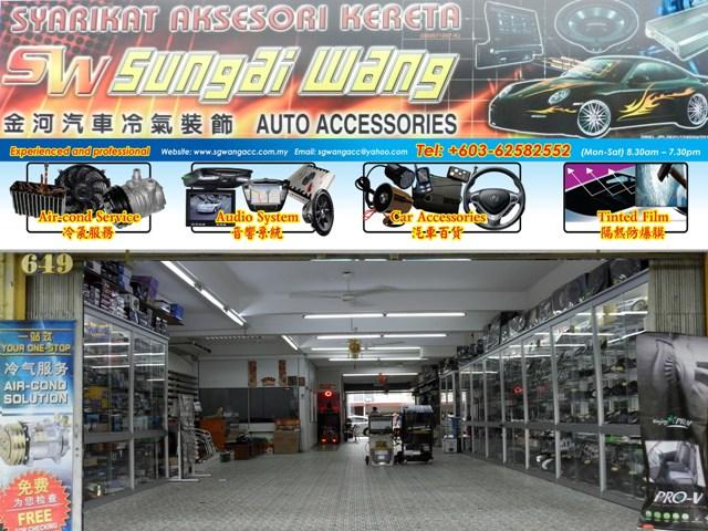 Sungai Wang Car Accessories
