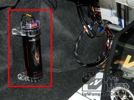 1 Farad Capacitor For Car Audio