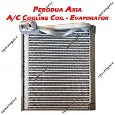 Perodua Axia Air Cond Cooling Coil / Evaporator
