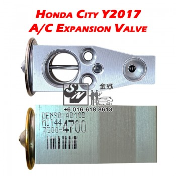 Honda City (Year 2017) Air Cond Expansion Valve