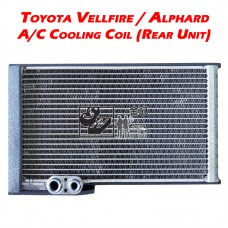 Toyota Alphard / Vellfire (ANH20 Rear Unit) Air Cond Cooling Coil / Evaporator