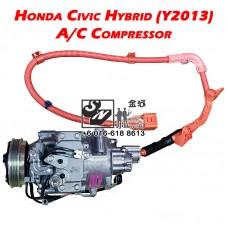 Honda Civic Hybrid (Year 2013) Air Cond Compressor