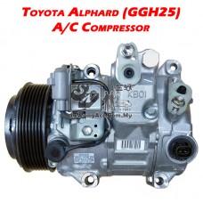 Toyota Alphard (GGH25 3.5L V6) Air Cond Compressor