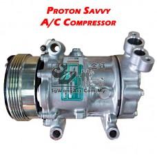 Proton Savvy Air Cond Compressor (Sanden)
