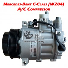 Mercedes-Benz C-Class W204 Air Cond Compressor