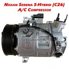 Nissan Serena S-Hybrid (C26) Air Cond Compressor
