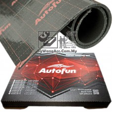Autofun BP 10 Sound Proof & Heat Insulation Damping Foam (2 sqft)