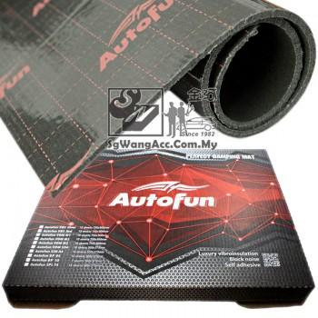 Autofun BP 10 Sound Proof & Heat Insulation Damping Foam (2sqft)