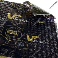 Vibrofiltr Russia Gold 2.3mm Sound Proof & Vibration Damping Solution (50cmX70cm)