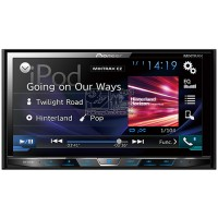 Pioneer AVH-X595BT Multimedia DVD Receiver with Bluetooth