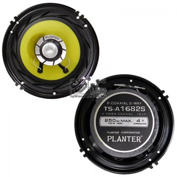 "Planter 6"" Coaxial 2 Way Speaker"